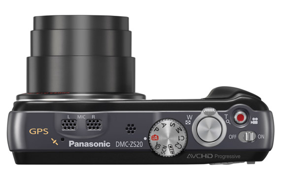 Panasonic Lumix ZS20, Compact ψηφιακή φωτογραφική με 20x οπτικό ζουμ