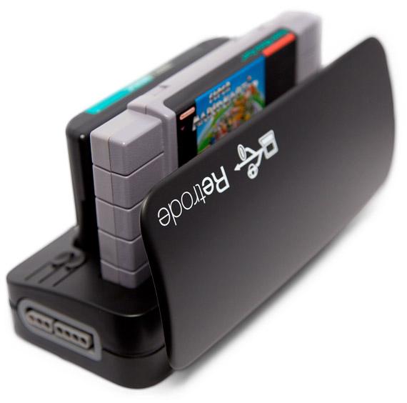 Retrode, Παίξτε τα παλιά αγαπημένα σας games από Sega και Nintendo στον υπολογιστή σας