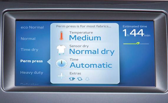 Samsung WF457, Πλυντήριο ρούχων με Wi-Fi για απομακρυσμένο έλεγχο από το κινητό