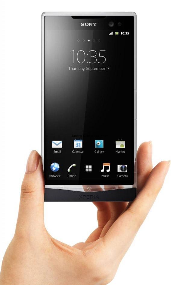 Sony Xperia Glass, Τι κουκλί είναι αυτό! [concept]