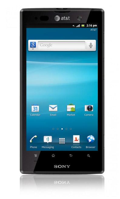 Sony Xperia Ion, Με οθόνη 4.6 ίντσες 720p και κάμερα 12 Megapixel [ανακοινώθηκε]