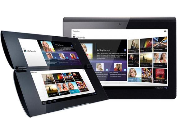 Sony Tablet S και Tablet P θα αναβαθμιστούν σε Ice Cream Sandwich
