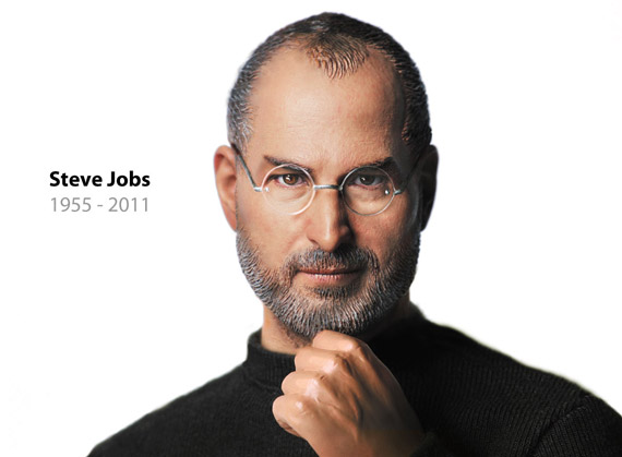 Steve Jobs, Τον έκαναν κούκλα
