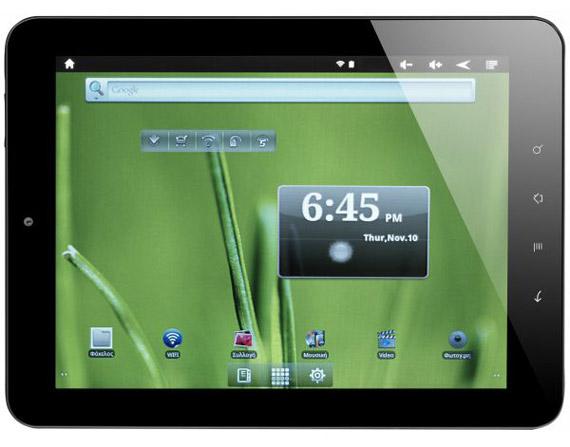Turbo-X Spice, Android tablet με οθόνη 8 ίντσες και 1GHz επεξεργαστή στα 199 ευρώ