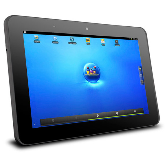 Viewsonic 10pi, Tablet με Dual OS Ready Android 2.3 και Windows 7
