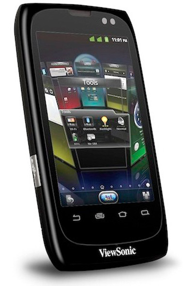 ViewSonic ViewPhone 3, Δίκαρτο Android smartphone