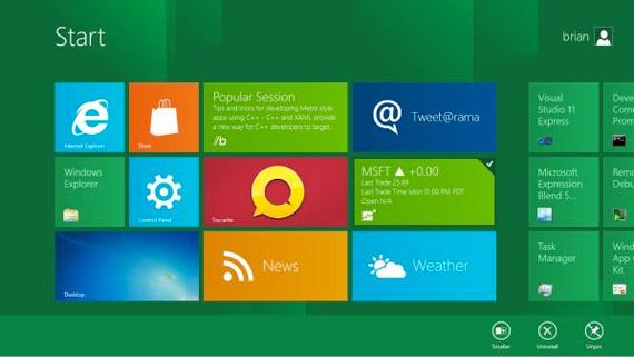 Windows 8 beta, Διαθέσιμη προς τα τέλη Φεβρουαρίου