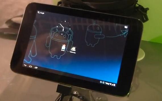 ZTE T98, Tablet με Ice Cream Sandwich και τον τετραπύρηνο Tegra 3 [hands-on]