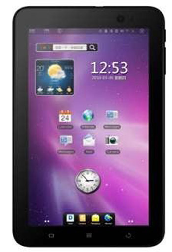 ZTE V9A Light Tab 2, 3G Android tablet με Gingerbread και μονοπύρηνο 1.4GHz
