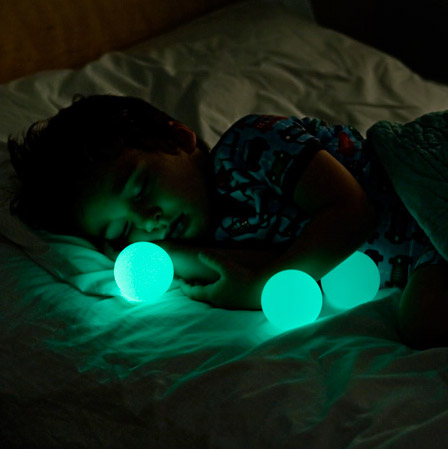 Boon Glo, Αποσπώμενες λάμπες LED για να κοιμούνται ήσυχα τα μικρά παιδιά