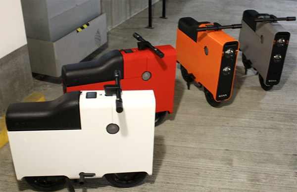 Boxx, Ένα διαφορετικό ηλεκτρικό όχημα