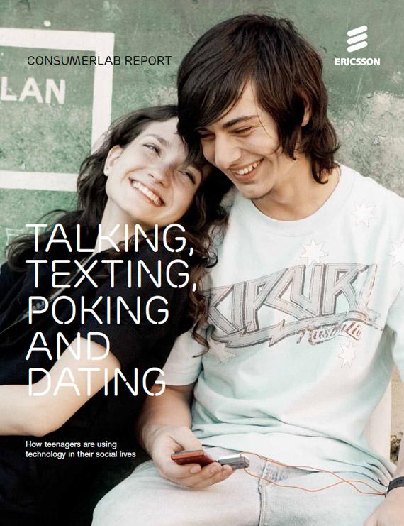 Έρευνα Ericsson ConsumerLab, Πώς προτιμούν οι έφηβοι να συναναστρέφονται;