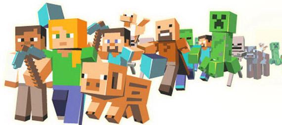 Ο δημιουργός του Minecraft προτρέπει fan του παιχνιδιού να το τσιμπήσει πειρατικό