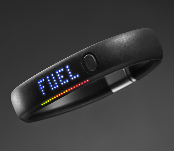 NIKE+ FuelBand, Περικάρπιο για δραστήρια άτομα