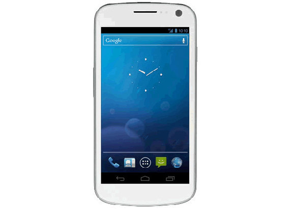 Samsung Galaxy Nexus λευκό, Ομορφιές!