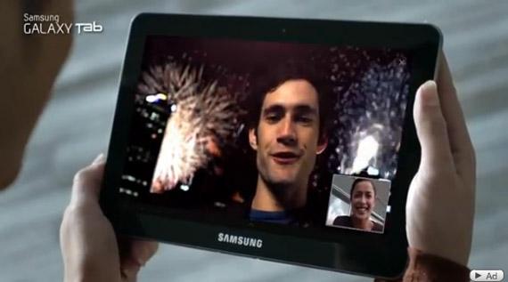 Asus Transformer και Samsung Galaxy Tab 10.1, Βίντεο παρωδίες