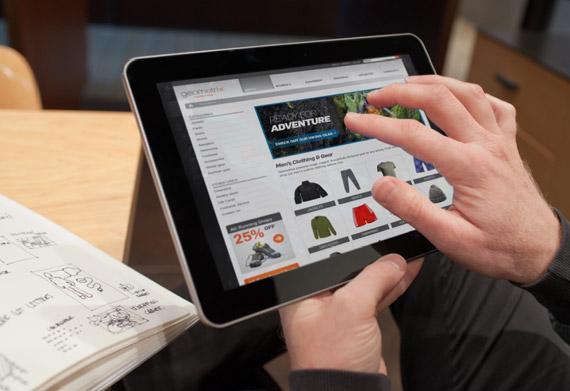 Μελέτη Adobe, Οι κάτοχοι tablets δαπάνησαν τα περισσότερα σε online αγορές