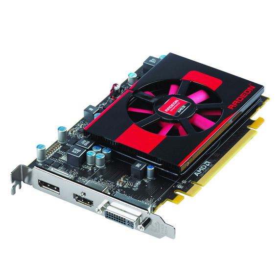 AMD Radeon HD 7750 GHz Edition