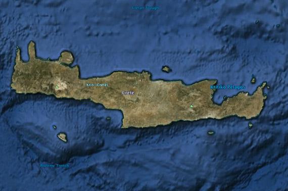 Digea Ψηφιακή Τηλεόραση, Το Μάϊο πάει Κρήτη