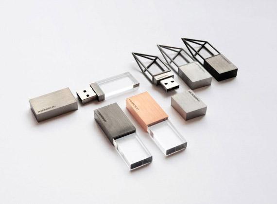 Logical Art, Minimal USB stick