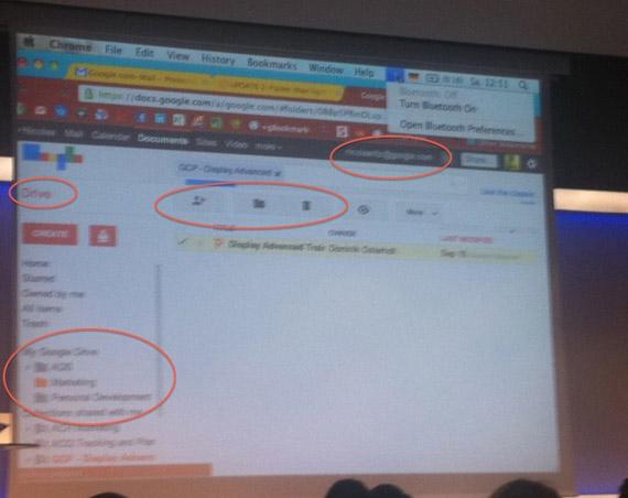 Google Drive, Ο ανταγωνιστής του Dropbox