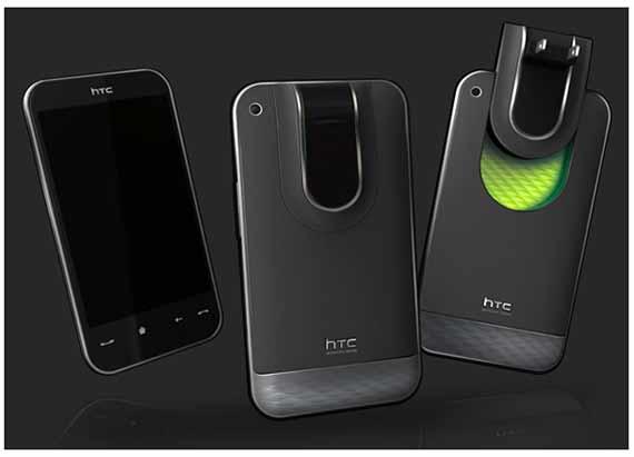 HTC Autonome, Concept smartphone με αποσπώμενη μπαταρία - φορτιστή