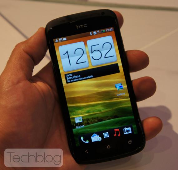 HTC One S ελληνικό βίντεο παρουσίαση [MWC 2012]