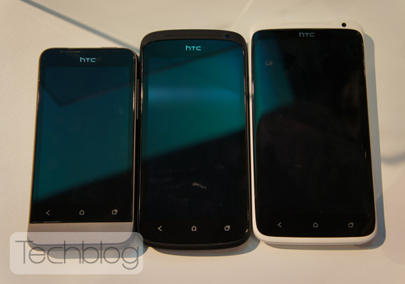 HTC One Family 2012
