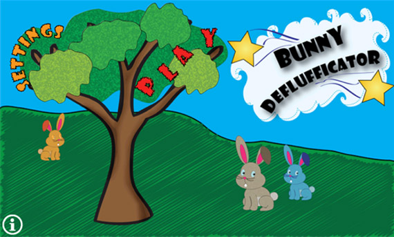 Hit The Bunnies για Windows Phone 7 [Έλληνες developers]