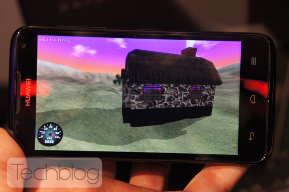 Huawei Ascend D quad XL, Τετραπύρηνο 1.5GHz με οθόνη 4.5 ίντσες και μπαταρία 2500 mAh