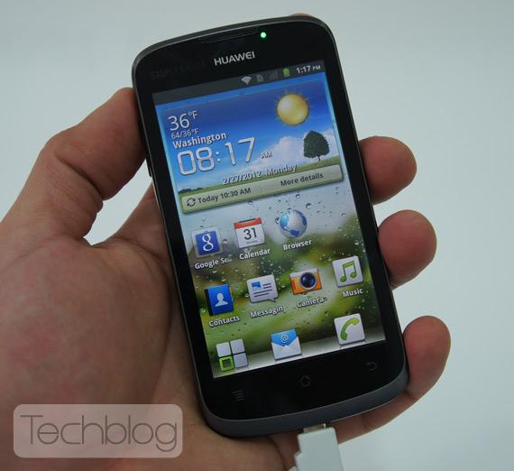 Huawei Ascend G300, Κυκλοφορεί τον Αύγουστο με 199 ευρώ