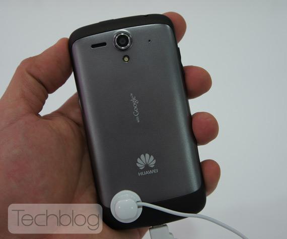 Huawei Ascend G300, Με οθόνη 4 ίντσες και κάμερα 5 Megapixel