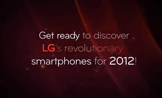 LG Smartphones 2012, Ταχύτερα, καθαρότερα, πιο στυλάτα! [teaser video]