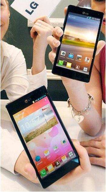 LG Optimus 4X HD, Το πρώτο τετραπύρηνο smartphone