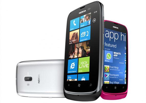 Nokia Lumia 610,Το πιο οικονομικό Lumia smartphone