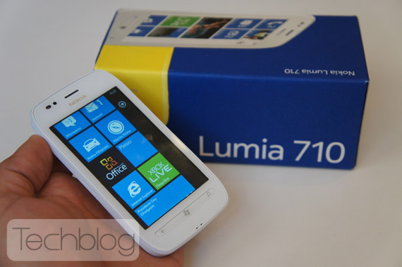 Nokia Lumia 710 ελληνικό βίντεο παρουσίαση