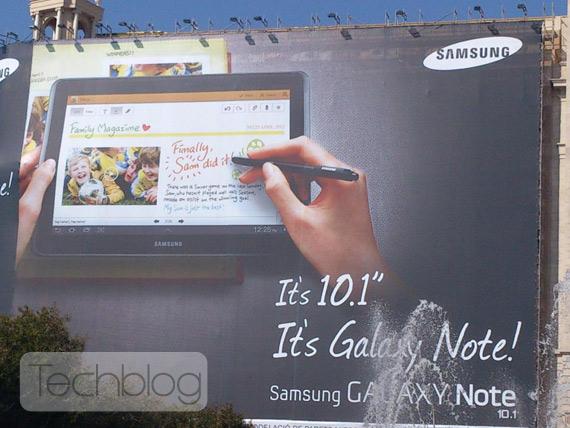 Samsung Galaxy Note 10.1, Παίρνει και τηλέφωνο;