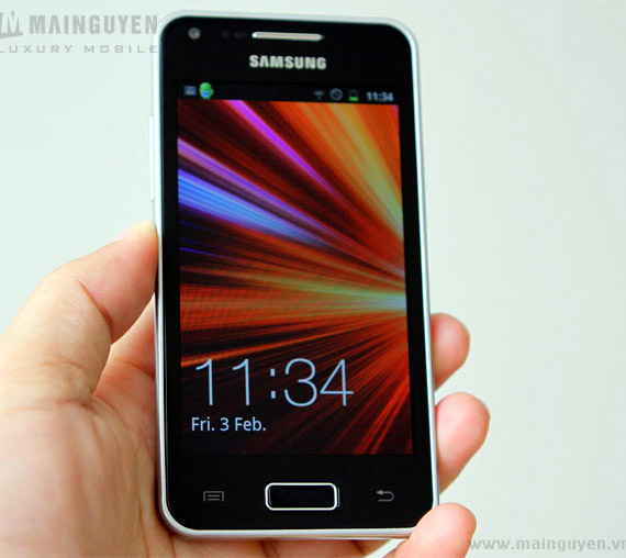 Samsung Galaxy S Advance, Φωτογραφίες hands-on