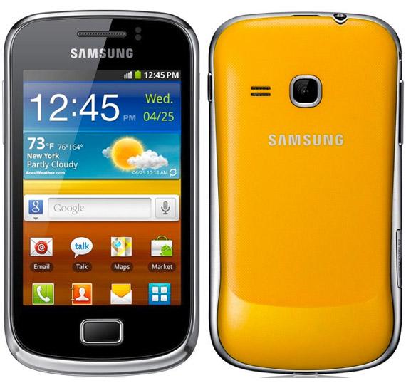 Samsung Galaxy mini 2, Προσιτό smartphone με ή χωρίς NFC