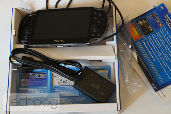 Sony PlayStation Vita ελληνικό βίντεο παρουσίαση και unboxing