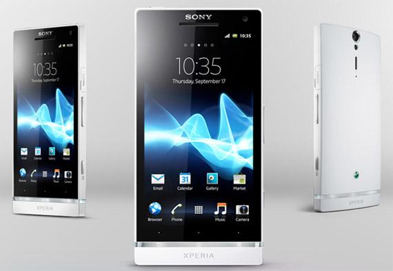 Sony Xperia S unboxing [TechblogTV]