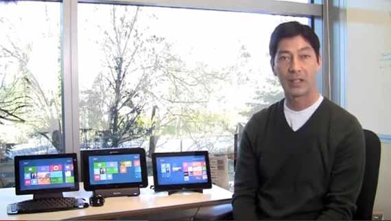 Windows 8, Λεπτομέριες για την αρχιτεκτονική σε συσκευές με ARM επεξεργαστές