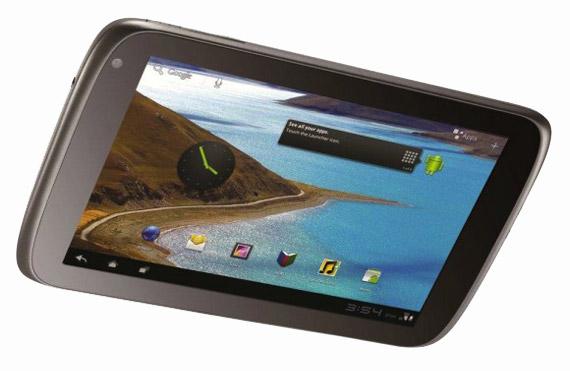 ZTE Optik, 7ιντσο Android tablet με διπύρηνο επεξεργαστή [USA]