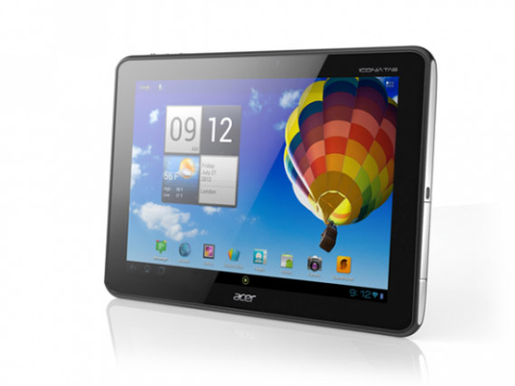 Acer Iconia Tab A510, Ξεκινάει η κυκλοφορία του στη Γαλλία με 399 ευρώ