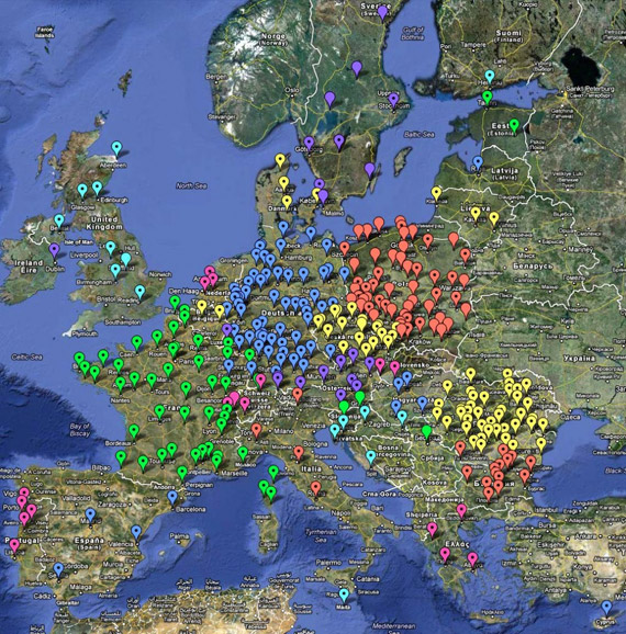 Η Ελλάδα έστειλε σε όλη την Ευρώπη το μήνυμα της αντίθεσης των πολιτών της στην ACTA