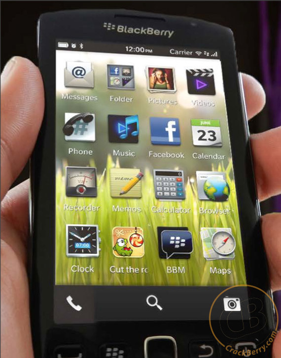 BlackBerry OS 10 για όλους