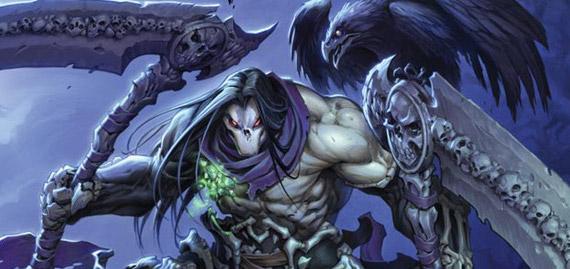 Darksiders 2, O Xάρος βγαίνει παγανιά τον Ιούνιο [videogames]