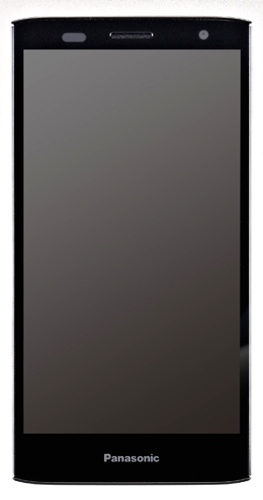 Panasonic Eluga Power, Tabletόφωνο με οθόνη 5 ίντσες