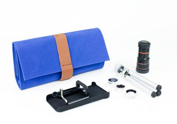 iPhone Lens Wallet, Kit φακών για το iPhone