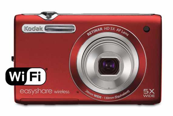 Τέλος εποχής, Η Kodak αποσύρεται από τις ψηφιακές φωτογραφικές μηχανές